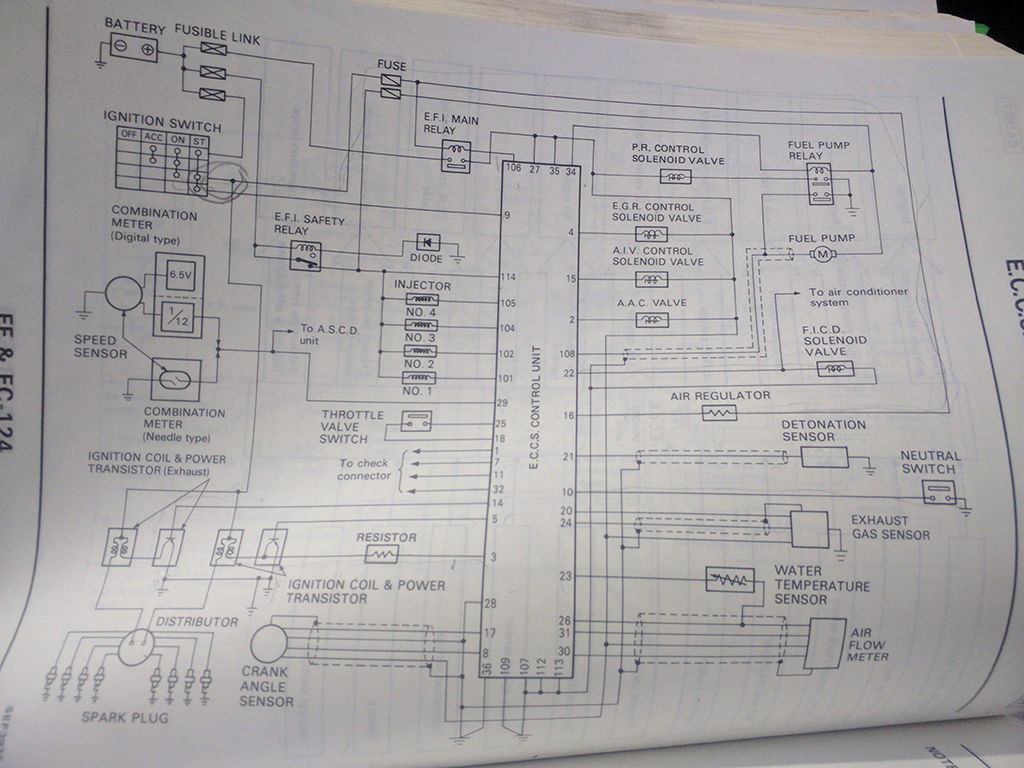 Ca18det Ecu Wiring Diagram